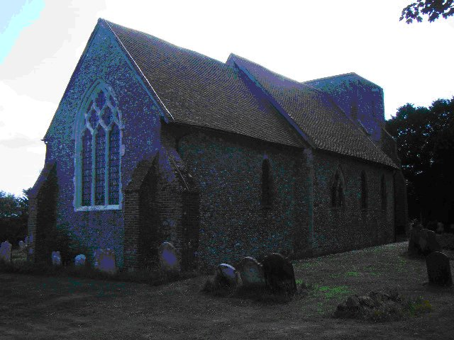 Photo of Ste Mary's Church, Stelling